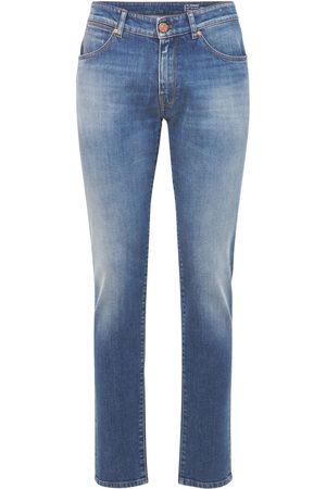 Pantaloni Torino Super Slim Cotton Stretch Denim Pants
