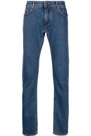 Hand Picked Mænd Slim - Ravell jeans med smal pasform