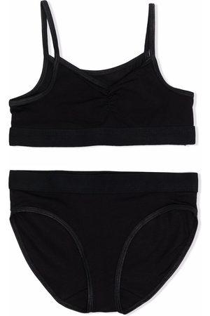 Molo Piger Undertøjssæt - Jinny undertøj-sæt i strækbar økologisk bomuld