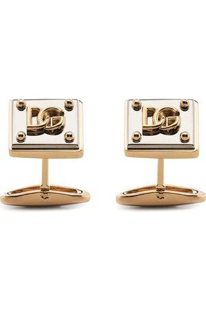 Dolce & Gabbana Mænd Manchetknapper - Manchetknapper med logoplade