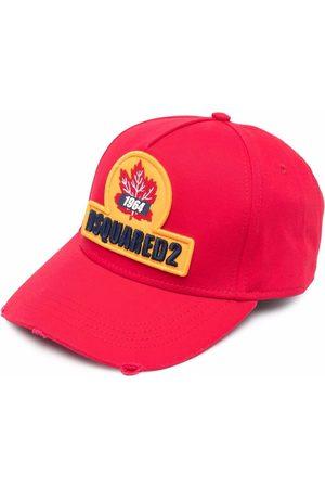 Dsquared2 Mænd Kasketter - Embroidered twill cap