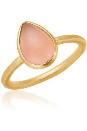 Lisberg Jewellery Cherie Ring Rosa Chalcedon