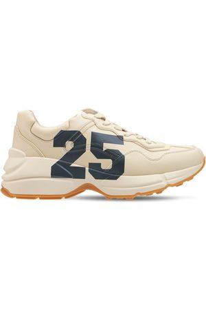 Gucci Kvinder Sneakers - 50mm Rhyton Sneakers W/ '25