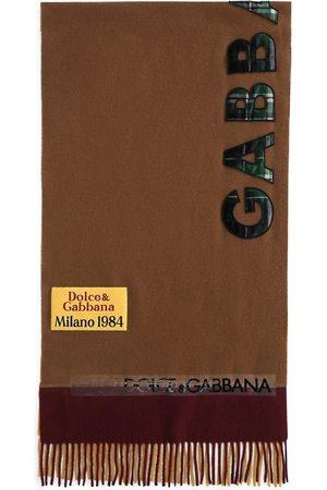 Dolce & Gabbana Mænd Tørklæder - Uldtørklæde