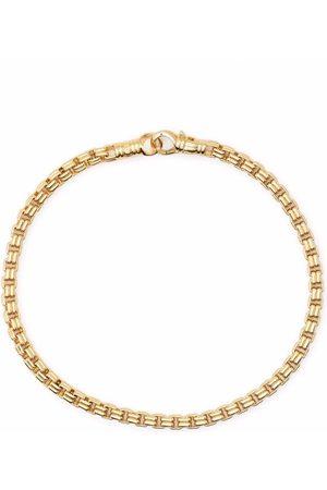 TOM WOOD Armbånd - Gold-plated sterling silver Venetian bracelet