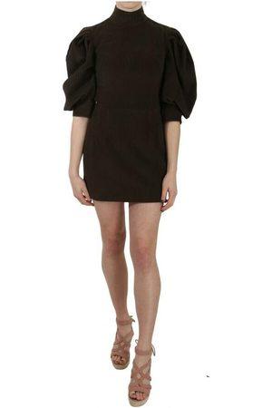 Dolce & Gabbana Corduroy Bodycon Mini Dress