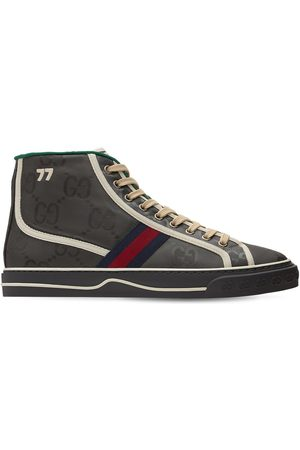 Gucci Off The Grid High Top Tennis Sneakers