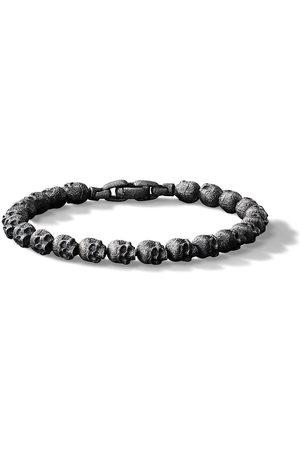 David Yurman Mænd Armbånd - Spiritual Beads skull bracelet