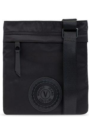 VERSACE Shoulder bag with logo