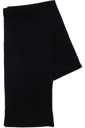 Maison Margiela Mænd Tørklæder - Cotton & Wool Blend Scarf