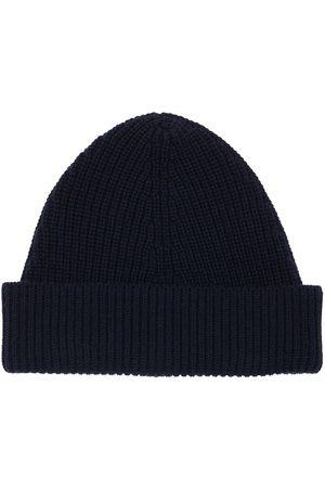 Maison Margiela Mænd Huer - Cotton & Wool Blend Beanie Hat
