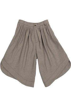 Chloé Kvinder Culottes bukser - Checked culottes