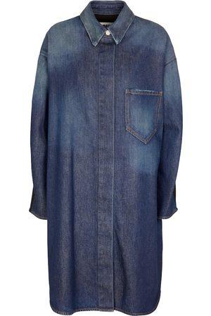MM6 MAISON MARGIELA Denim shirt dress