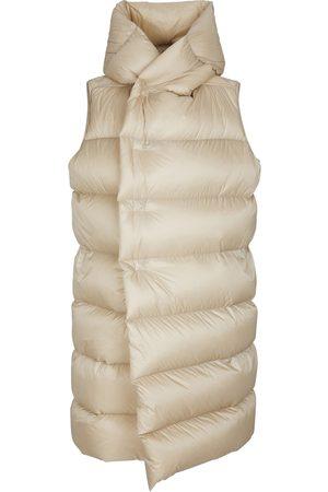 Rick Owens Hooded puffer coat