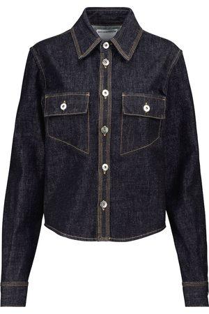 Bottega Veneta Kvinder Denimskjorter - Denim shirt