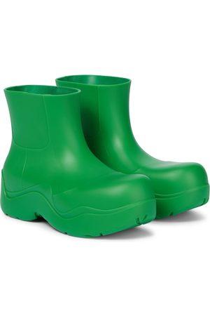 Bottega Veneta Kvinder Ankelstøvler - Puddle rubber ankle boots