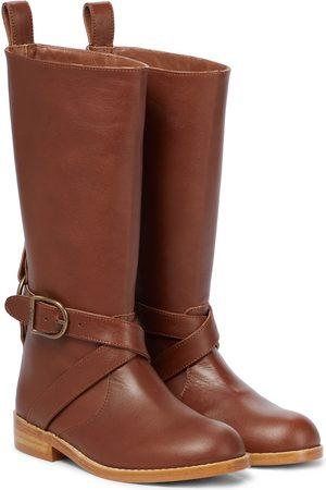 Chloé Piger Lange støvler - Knee-high leather boots