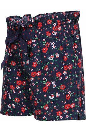 Kaporal 5 Kvinder Shorts - Shorts à motifs fleuries