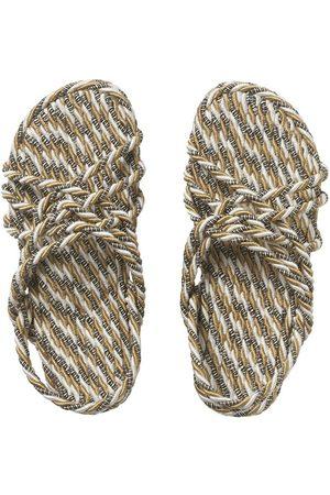 Beck Söndergaard Kvinder Sandaler - Rope Roxa sandal
