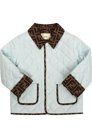 Fendi Sommerjakker - Quilted jacket