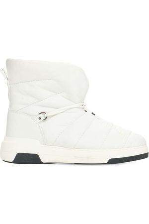 Casadei Kvinder Vinterstøvler - 20mm Space Jam Padded Nylon Snow Boots