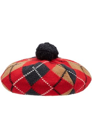 BURBERRY Wool & Cashmere Hat