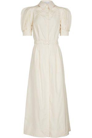 GABRIELA HEARST Silk midi dress