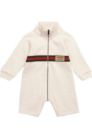 Gucci Baby cotton onesie