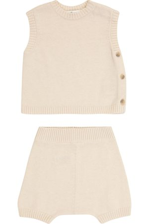 BONPOINT Tendresse knitted set