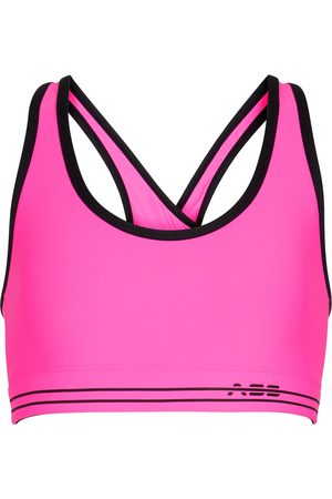 Adam Selman Sport Cross-Back sports bra