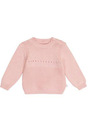Stella McCartney Strik - Baby cotton and wool sweater