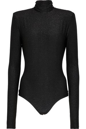 ALEXANDRE VAUTHIER Turtleneck stretch-jersey bodysuit