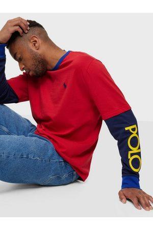 Polo Ralph Lauren Long Sleeve T-shirt Trøjer Red