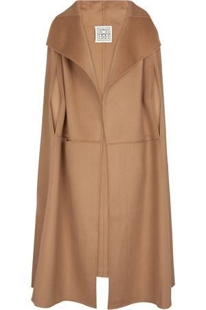 Totême Wool and cashmere cape