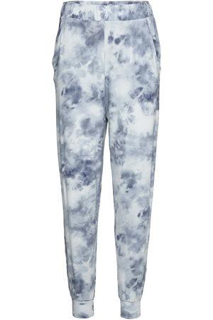 Gilly Hicks Piger Pyjamas - Hco. Girls Sleep Pyjamasbukser Hyggebukser Blå