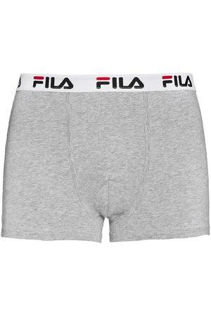 Fila Underbukser - Boxershorts - Gråmeleret m. Logo