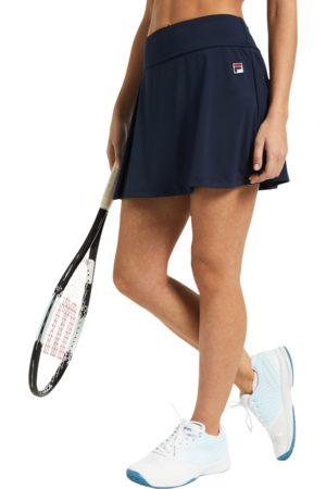 Fila Kvinder Nederdele - Tennis Nederdel Blå Dame