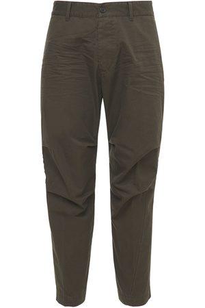 Dsquared2 Skipper Cotton Chino Pants