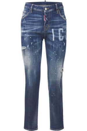 Dsquared2 Icon Cool Girl Jean Cotton Jeans