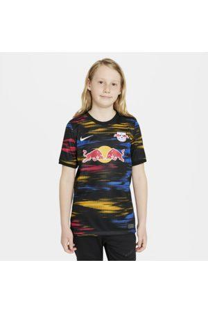 Nike RB Leipzig 2021/22 Stadium Away-fodboldtrøje til større børn