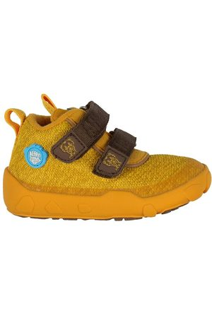 Affenzahn Sko - Sko - Happy Smile - Barefoot - Yellow