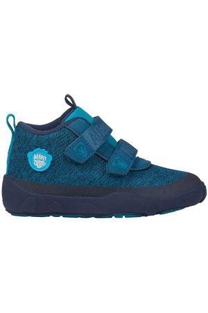 Affenzahn Støvler - Støvler - Happy Smile - Barefoot - Blue Sapphire