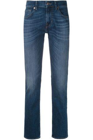7 for all Mankind Mænd Straight - Slimmy NY jeans med lige ben