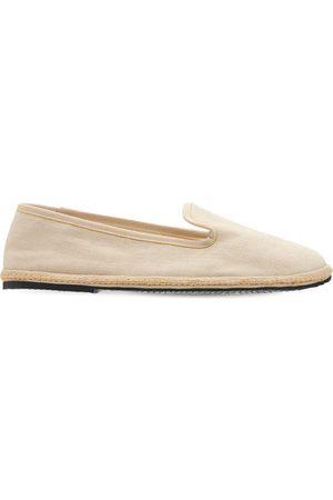 AG 10mm Linen Loafers
