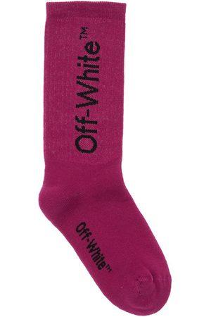 OFF-WHITE Cotton Blend Socks