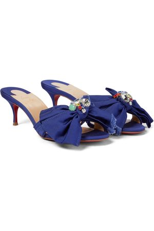 Christian Louboutin Marie Anne 55 embellished sandals