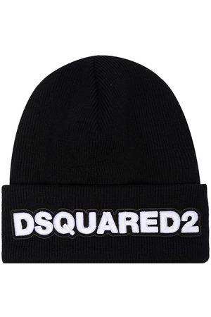 Dsquared2 Hue med broderet logomærke