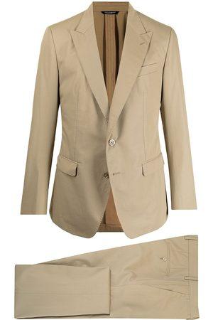 Dolce & Gabbana Skræddersyet jakkesæt med lige pasform
