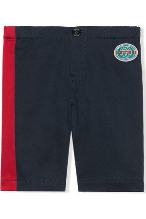 Gucci Gucci chino-bukser med logomærke