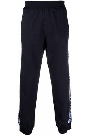 Versace Mænd Joggingbukser - Joggingbukser med Greca-kant
